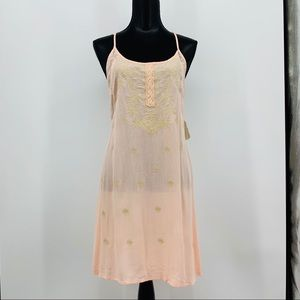 Altar'd State NWT Halter Style Unlined Dress